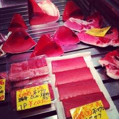 maguro (tuna)