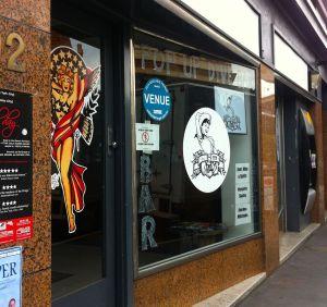 Pop-up dive bar in Adelaide CBD