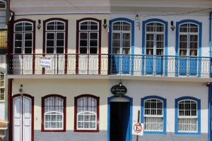 Houses in Ouro Preto